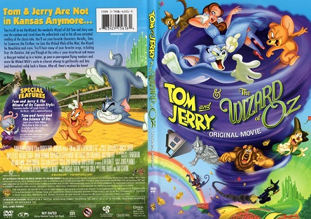 Tom and Jerry and The Wizard of Oz (2011) Tamil Dubbed Movie HD 720p Watch Online
