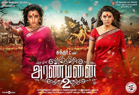Aranmanai 2 (2016) HD DVDRip Tamil Full Movie Watch Online