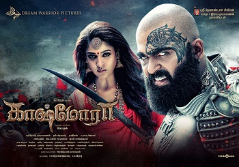 Kaashmora (2016) HD DVDRip Tamil Full Movie Watch Online