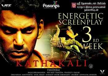 Kathakali (2016) HD DVDRip Tamil Full Movie Watch Online