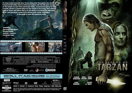 The Legend of Tarzan (2016) Tamil Dubbed Movie HD 720p Watch Online