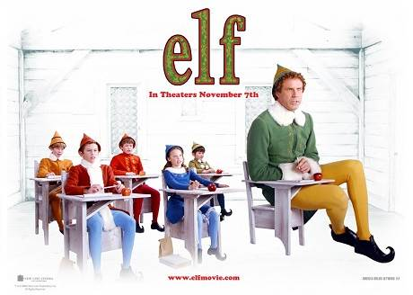 Elf (2003) Tamil Dubbed Movie HD 720p Watch Online