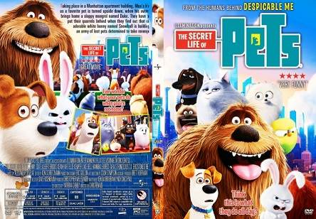 The Secret Life of Pets (2016) Tamil Dubbed Movie HD 720p Watch Online