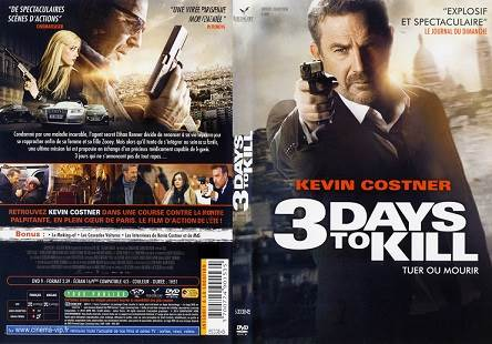 3 Days to Kill (2014) Tamil Dubbed Movie HD 720p Watch Online (HQ Audio)