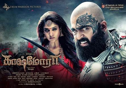 Kaashmora (2016) HDRip 720p Tamil Movie Watch Online