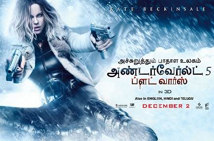 Underworld: Blood Wars (2016) Tamil Dubbed Movie DVDScr Watch Online