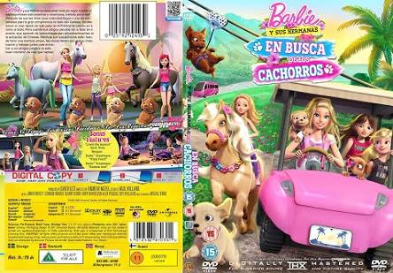 Barbie and Her Sisters in a Puppy Chase (2016) Tamil Dubbed Movie HD 720p Watch Online