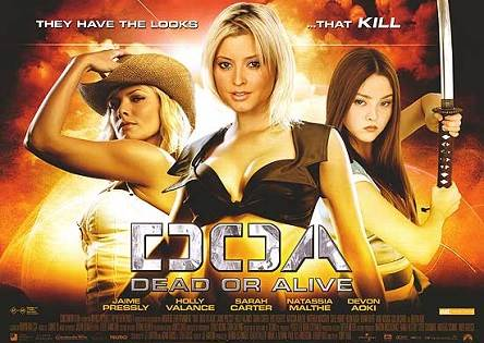 Doa Dead Or Alive 2006 Tamil Dubbed Movie Hd 720p Watch Online