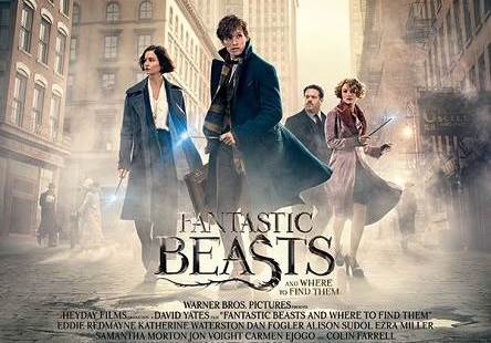 Fantastic Beasts and Where to Find Them (2016) Tamil Dubbed Movie HDRip 720p Watch Online (HQ Audio)