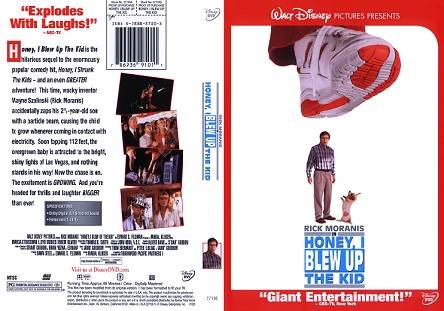 Honey, I Blew Up the Kid (1992) Tamil Dubbed Movie HDRip 720p Watch Online