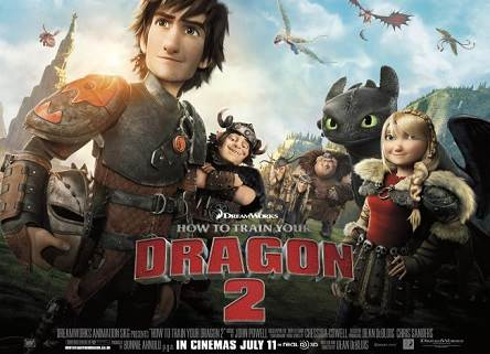 How to Train Your Dragon 2 (2016) Tamil Dubbed Movie HD 720p Watch Online