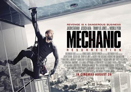 Mechanic 2: Resurrection (2016) Tamil Dubbed Movie HD 720p Watch Online