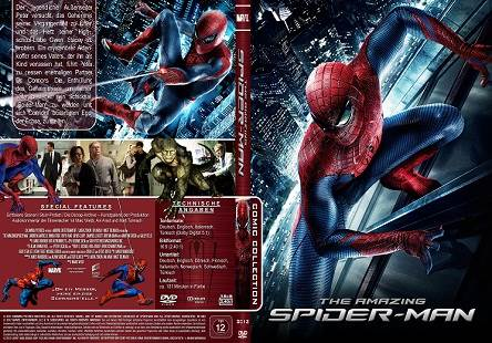 The Amazing Spider-Man (2012) Tamil Dubbed Movie HD 720p Watch Online