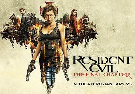Resident Evil: The Final Chapter (2017) Tamil Dubbed Movie DVDScr Watch Online