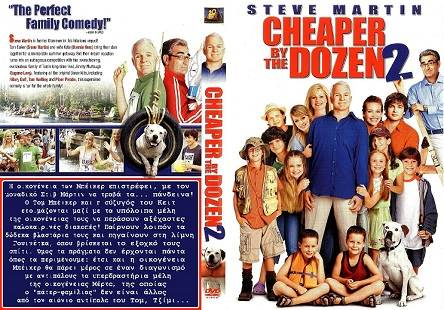 Cheaper by the Dozen 2 (2005) Tamil Dubbed Movie HD 720p Watch Online
