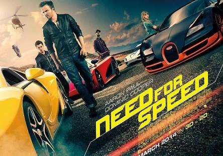 Need for Speed (2014) Tamil Dubbed Movie HD 720p Watch Online