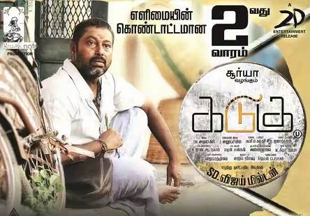 Kadugu (2017) HD 720p Tamil Movie Watch Online