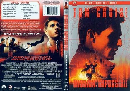 Mission: Impossible (1996) Tamil Dubbed Movie HD 720p Watch