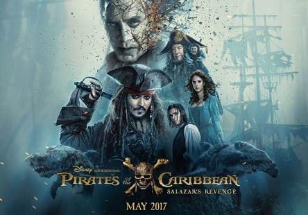 Pirates of the Caribbean: Dead Men Tell No Tales (2017) Tamil Dubbed Movie v2 DVDScr Watch Online