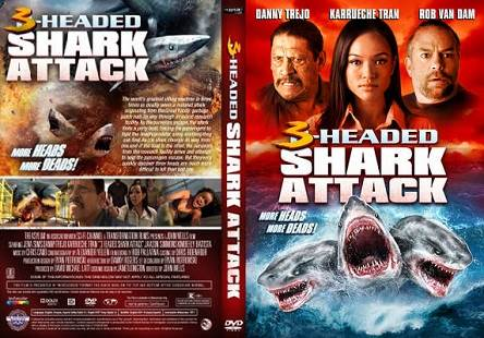 3 Headed Shark Attack (2015) Tamil Dubbed Movie HD 720p Watch Online