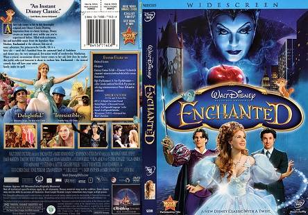 Enchanted (2007) Tamil Dubbed Movie HD 720p Watch Online