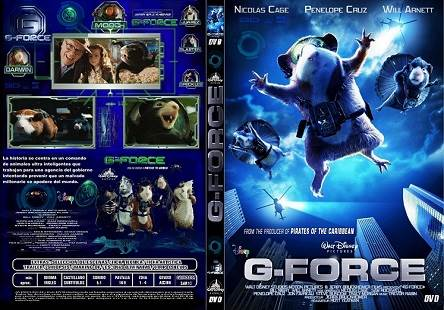 G-Force (2009) Tamil Dubbed Movie HD 720p Watch Online