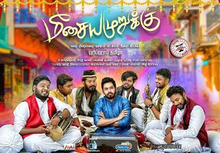 Meesaya Murukku (2017) HDRip 720p Tamil Movie Watch Online