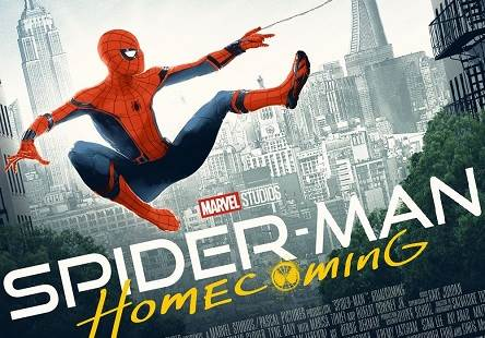 Spider-Man: Homecoming (2017) Tamil Dubbed Movie 720p DVDScr Watch Online