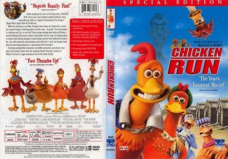 Chicken Run (2000) Tamil Dubbed Movie HD 720p Watch Online