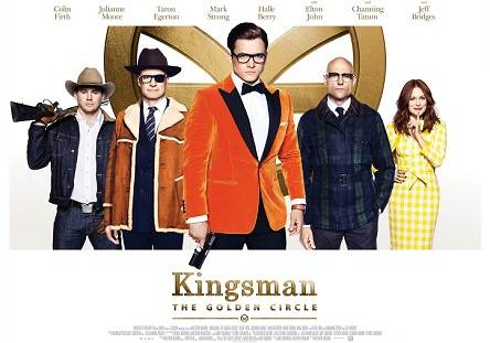 Kingsman: The Golden Circle (2017) Tamil Dubbed Movie HD 720p Watch Online