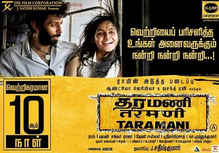 Taramani (2017) HD 720p Tamil Movie Watch Online