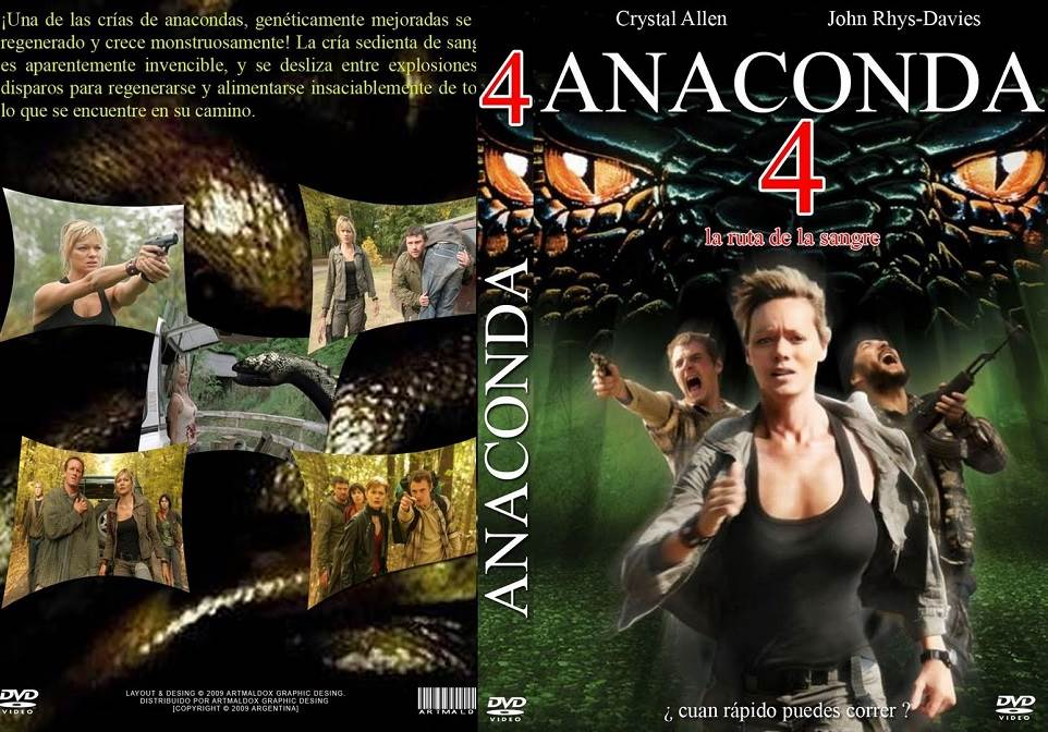 Anacondas: Trail of Blood (2009) Tamil Dubbed Movie HD 720p Watch Online