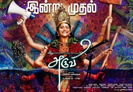 Aruvi (2017) HD 720p Tamil Movie Watch Online