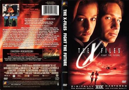 The X Files Fight the Future (1998) Tamil Dubbed Movie HD 720p Watch Online