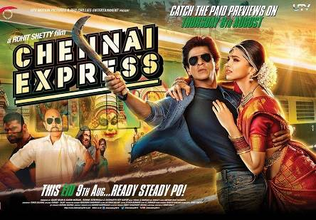 Chennai Express (2013) HD 720p Tamil Dubbed Movie Watch Online