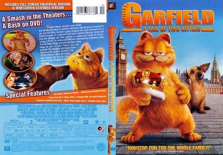Garfield A Tail Of Two Kitties 2006 Tamil Dubbed Movie Hd 720p Watch Online Www Tamilyogi Cc