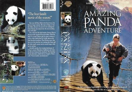 The Amazing Panda Adventure (1995) Tamil Dubbed Movie HDRip 720p Watch Online