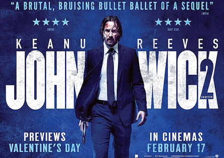 John Wick Chapter 2 (2017) Tamil Dubbed Movie HD 720p Watch Online