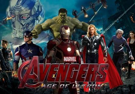 The Avengers 2: Age of Ultron (2015) Tamil Dubbed Movie HD 720p Watch Online