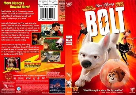 Bolt (2008) Tamil Dubbed Movie HD 720p Watch Online