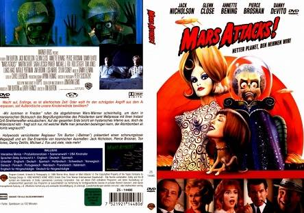 Mars Attacks (1996) Tamil Dubbed Movie HD 720p Watch Online