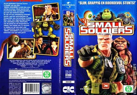 Small Soldiers (1998) Tamil Dubbed Movie HD 720p Watch Online