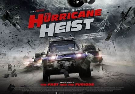 The Hurricane Heist (2018) Tamil Dubbed Movie HDRip 720p Watch Online (Line Audio)