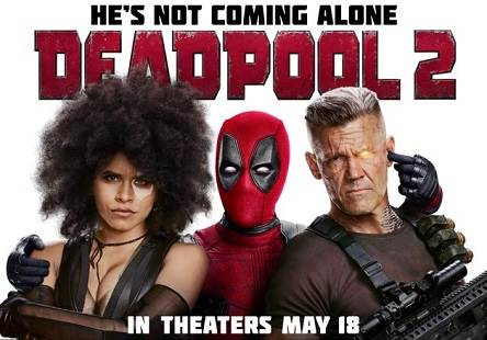 Deadpool 2 (2018) Tamil Dubbed Movie v2 DVDScr 720p Watch Online