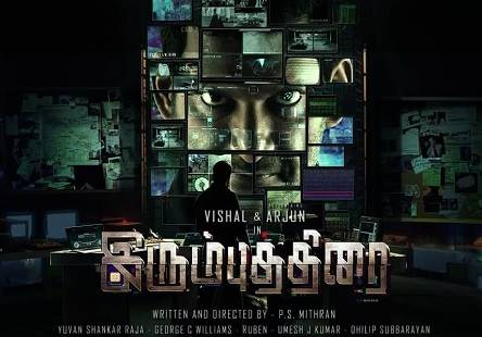 Irumbu Thirai (2018) HD 720p Tamil Movie Watch Online