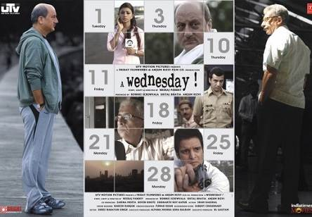 A Wednesday (2008) Tamil Dubbed Movie HD 720p Watch Online