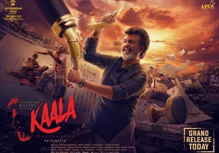 Kaala (2018) HD 720p Tamil Movie Watch Online