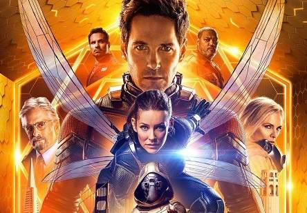 Ant Man and the Wasp (2018) Tamil Dubbed Movie DVDScr 720p Watch Online