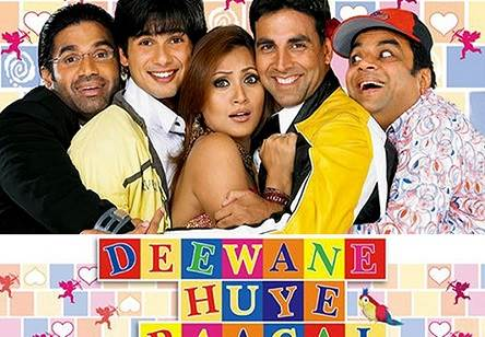 Deewane Huye Paagal (2004) Tamil Dubbed Movie HDRip 720p Watch Online