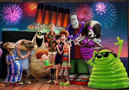 Hotel Transylvania 3: Summer Vacation (2018) Tamil Dubbed Movie HDRip 720p Watch Online